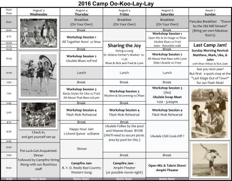 2016 Camp O